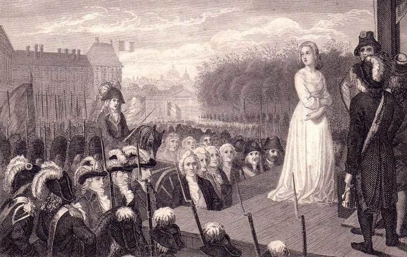 Testigo de la muerte de María Antonieta Marie_10