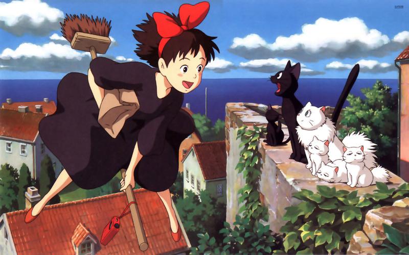 [FILM] Kiki la petite sorcière (Majo no takkyūbin) 03_ghi10