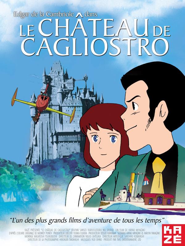 [FILM] Le Château de Cagliostro (Rupan sansei: Kariosutoro no shiro) 19765610