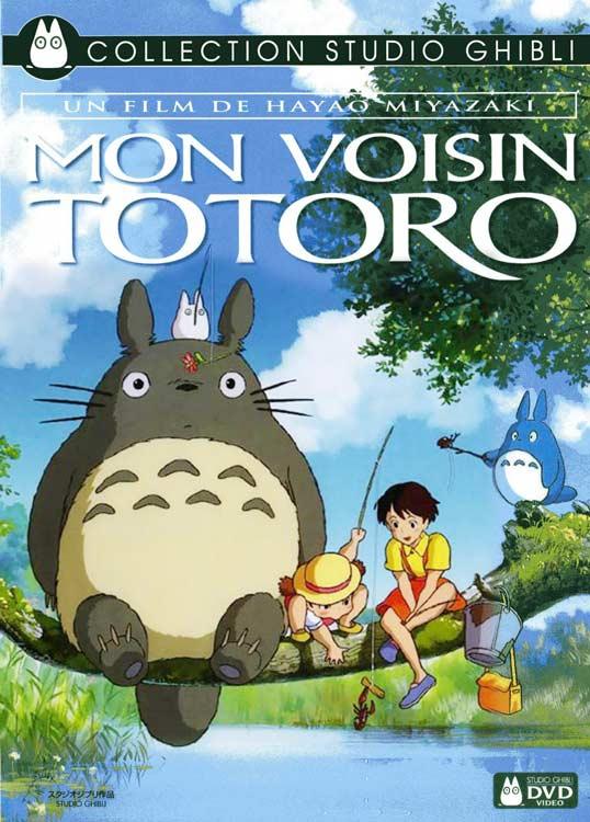 [FILM] Mon voisin Totoro (Tonari no Totoro) 201510