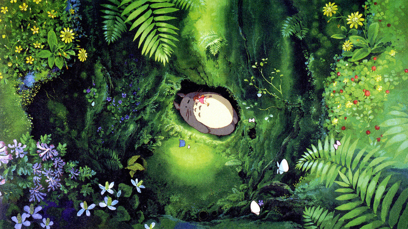 [FILM] Mon voisin Totoro (Tonari no Totoro) 6a974d10