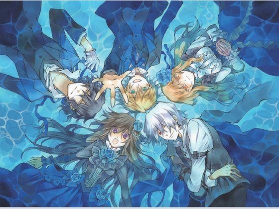 [MANGA/ANIME] Pandora Hearts - Page 39 Ced02710
