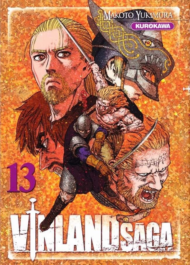 [MANGA] Vinland Saga Couv_218