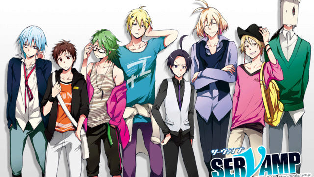 [MANGA/ANIME] Servamp Tumblr11