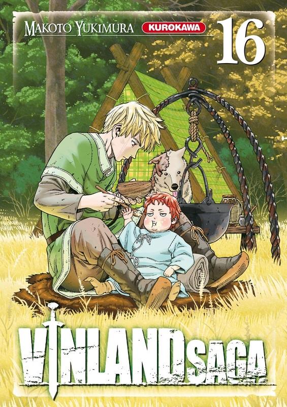 [MANGA] Vinland Saga Vinlan16