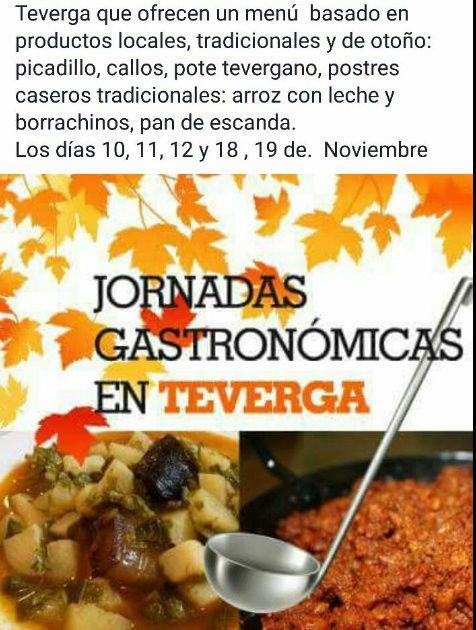 Domingo 19 de noviembre, Jornadas Gastronómicas de Otoño en Teverga Teverg10