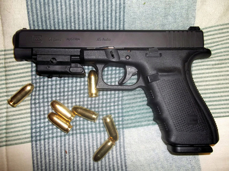 Photo's of mass murderer's weapons Dylann10