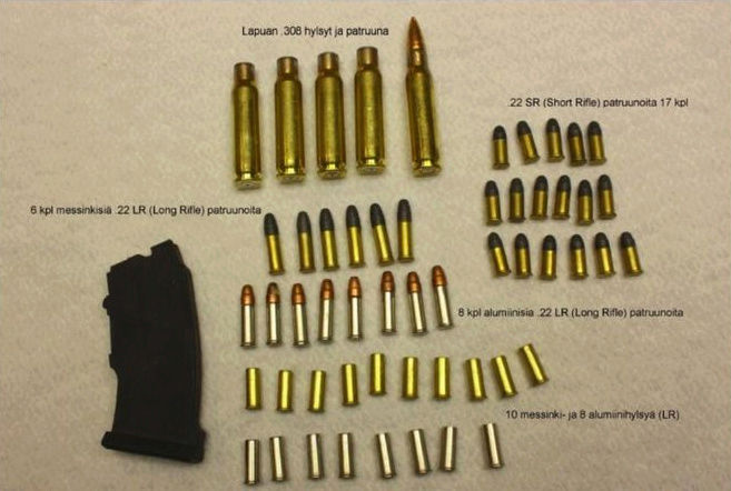 Photo's of mass murderer's weapons - Page 2 Eero310