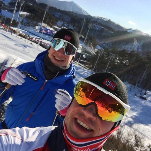 Norge til OL i Sør-Korea/한국의올림픽서르웨이 - Страница 6 26869610