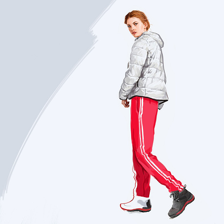 Олимпийские одежды / 올림픽 복 - Страница 5 46325612