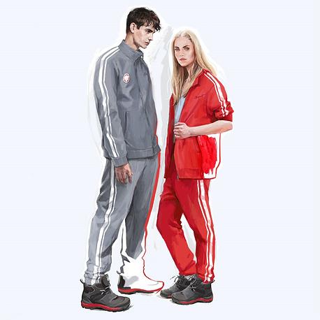 Олимпийские одежды / 올림픽 복 - Страница 6 46325613