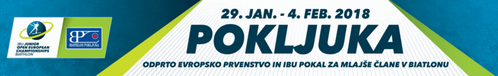 Junior Open European Championships Pokljuka/SLO Az10