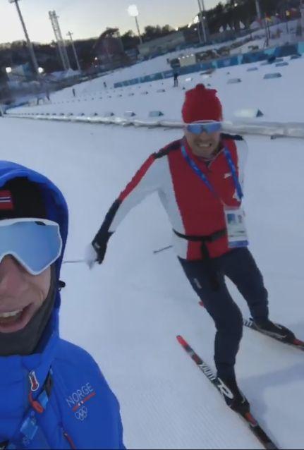 Norge til OL i Sør-Korea/한국의올림픽서르웨이 - Страница 6 Ea11