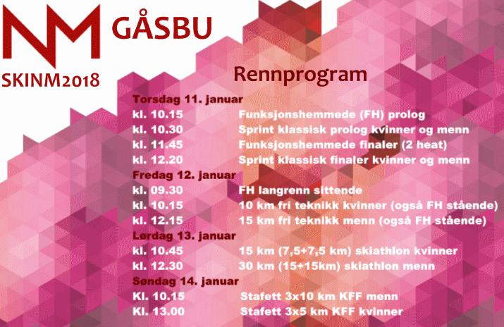 2018 NM Gåsbu Kj10