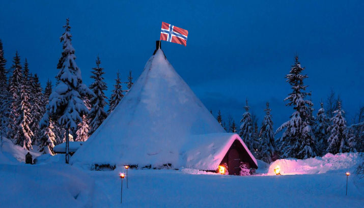 Norge til OL i Sør-Korea/한국의올림픽서르웨이 - Страница 5 Lavvo-10