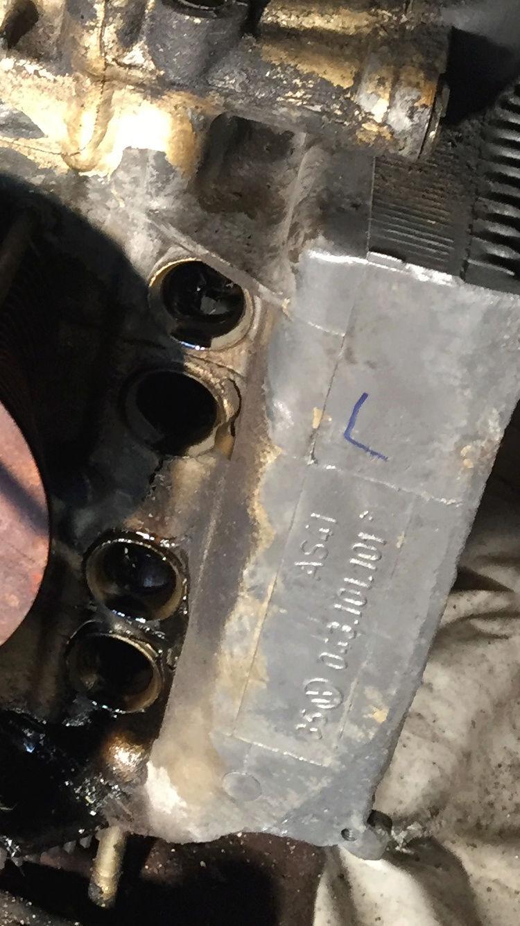 Identification moteur sur ma 1303 79942710