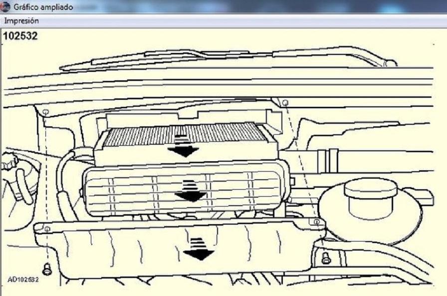Filtro aire motor/antipolen/tapón carter PSA-Citroèn-Dongfeng S30 1.6 TU5JP + filtro gasolina Filtro10