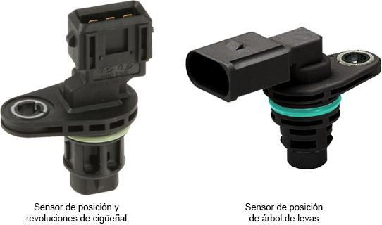 Los sensores de revoluciones Sensor10