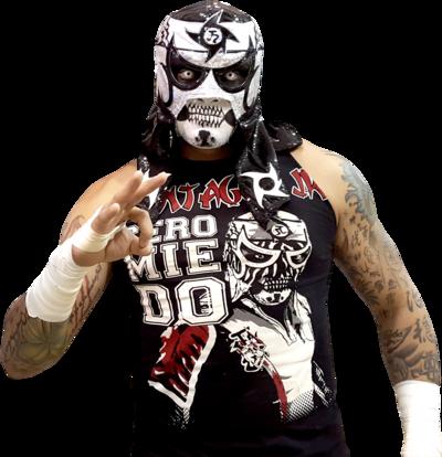Roster Impact Wrestling! Pentag10
