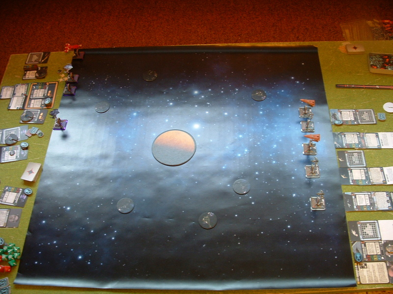 (130) Ort: Chintoka Verteidiger: Cardassianische Union, Angreifer: Bajoran Militia Dscf0084