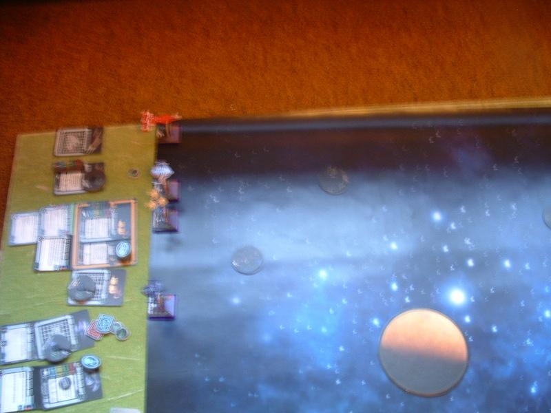 (130) Ort: Chintoka Verteidiger: Cardassianische Union, Angreifer: Bajoran Militia Dscf0085
