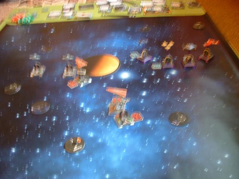 (130) Ort: Chintoka Verteidiger: Cardassianische Union, Angreifer: Bajoran Militia Dscf0087