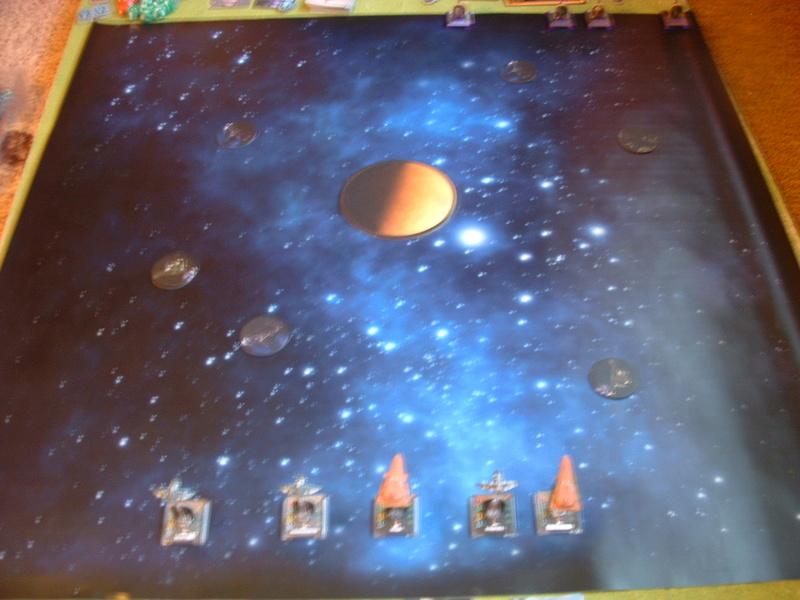 (130) Ort: Chintoka Verteidiger: Cardassianische Union, Angreifer: Bajoran Militia Dscf0089