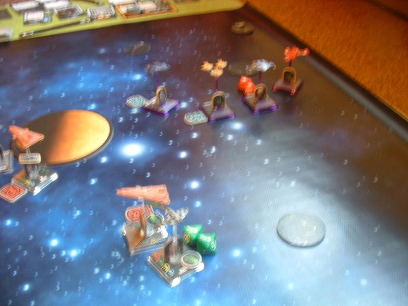(130) Ort: Chintoka Verteidiger: Cardassianische Union, Angreifer: Bajoran Militia Dscf0090