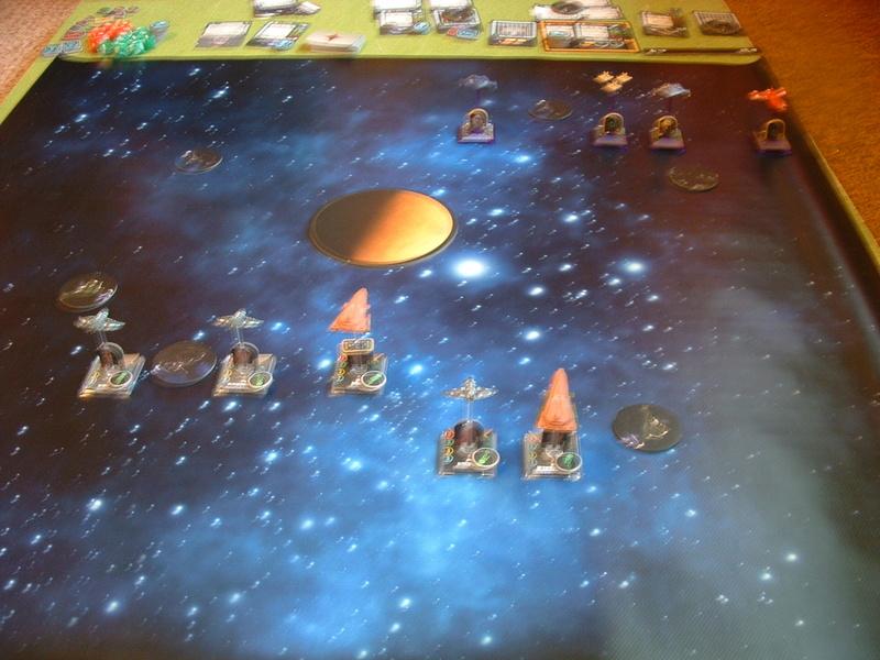 (130) Ort: Chintoka Verteidiger: Cardassianische Union, Angreifer: Bajoran Militia Dscf0092