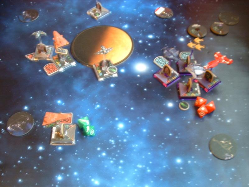 (130) Ort: Chintoka Verteidiger: Cardassianische Union, Angreifer: Bajoran Militia Dscf0093