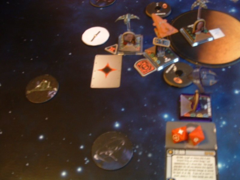 (130) Ort: Chintoka Verteidiger: Cardassianische Union, Angreifer: Bajoran Militia Dscf0095