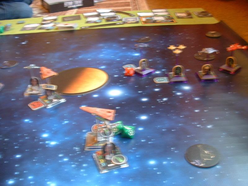 (130) Ort: Chintoka Verteidiger: Cardassianische Union, Angreifer: Bajoran Militia Dscf0096