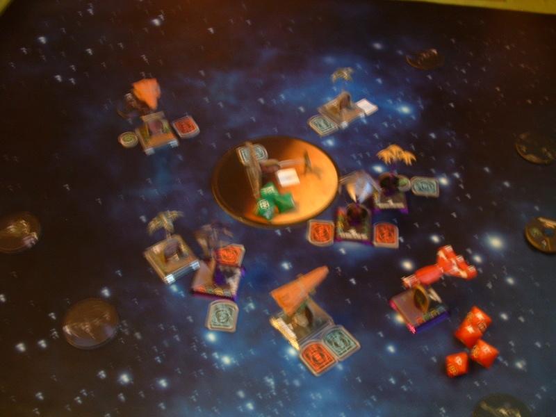 (130) Ort: Chintoka Verteidiger: Cardassianische Union, Angreifer: Bajoran Militia Dscf0097