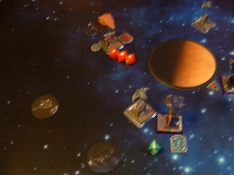 (130) Ort: Chintoka Verteidiger: Cardassianische Union, Angreifer: Bajoran Militia Dscf0098