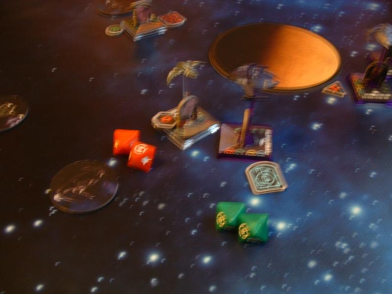 (130) Ort: Chintoka Verteidiger: Cardassianische Union, Angreifer: Bajoran Militia Dscf0099