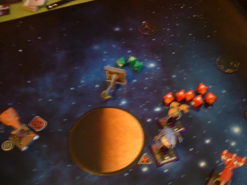 (130) Ort: Chintoka Verteidiger: Cardassianische Union, Angreifer: Bajoran Militia Dscf0100