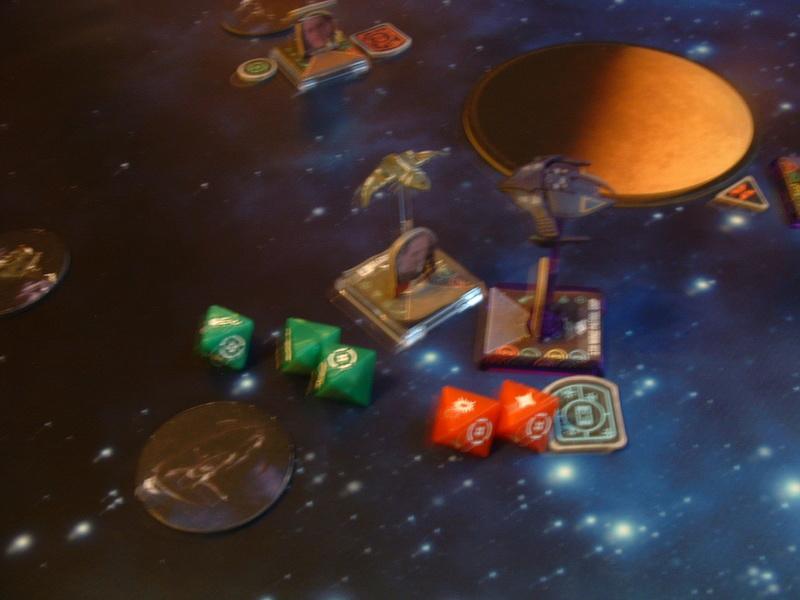 (130) Ort: Chintoka Verteidiger: Cardassianische Union, Angreifer: Bajoran Militia Dscf0101