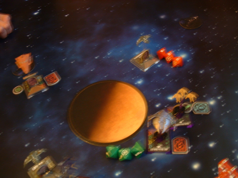 (130) Ort: Chintoka Verteidiger: Cardassianische Union, Angreifer: Bajoran Militia Dscf0103