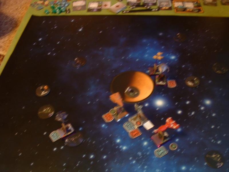(130) Ort: Chintoka Verteidiger: Cardassianische Union, Angreifer: Bajoran Militia Dscf0105