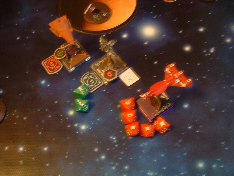 (130) Ort: Chintoka Verteidiger: Cardassianische Union, Angreifer: Bajoran Militia Dscf0106