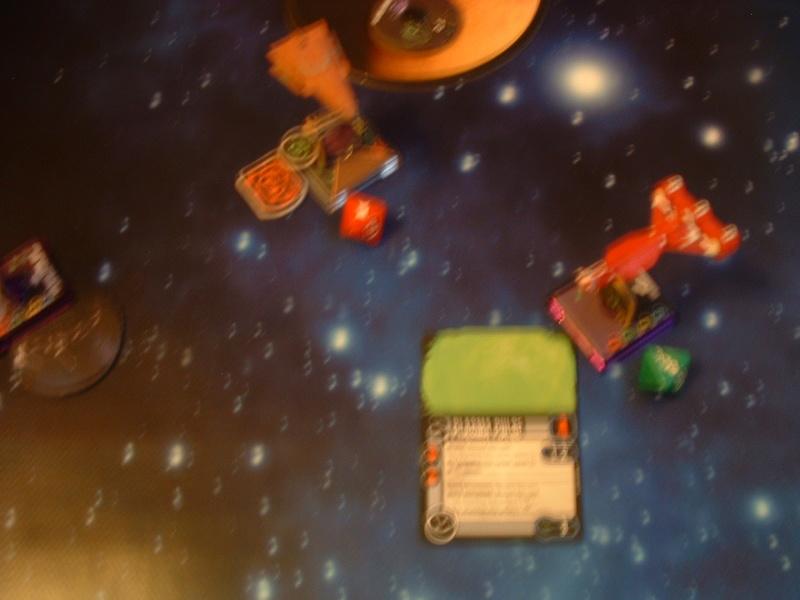 (130) Ort: Chintoka Verteidiger: Cardassianische Union, Angreifer: Bajoran Militia Dscf0107