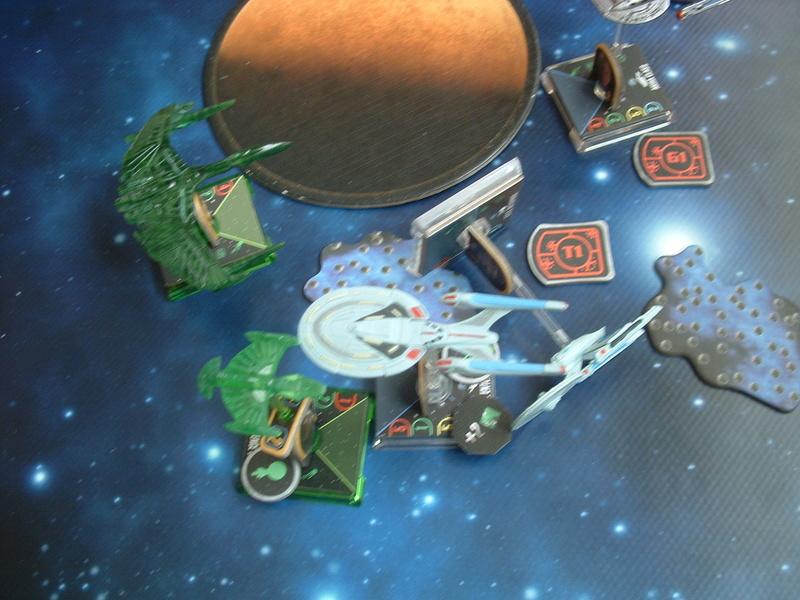 Galorndon Core an der Grenze zum romulanischen Imperium Spielbericht Dscf0331