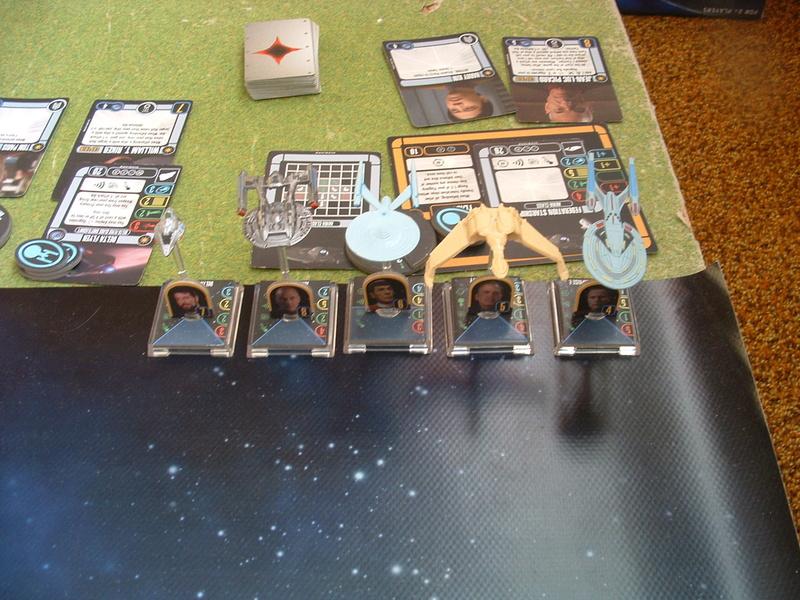 Galorndon Core an der Grenze zum romulanischen Imperium Spielbericht Dscf0332