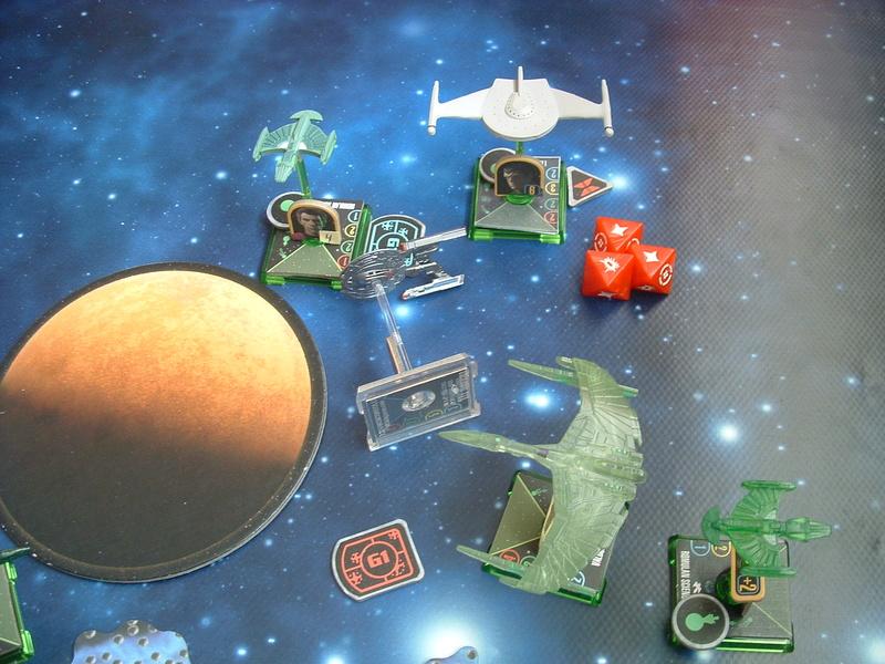Galorndon Core an der Grenze zum romulanischen Imperium Spielbericht Dscf0333