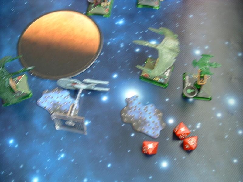 Galorndon Core an der Grenze zum romulanischen Imperium Spielbericht Dscf0334