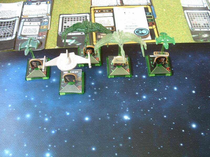 Galorndon Core an der Grenze zum romulanischen Imperium Spielbericht Dscf0335