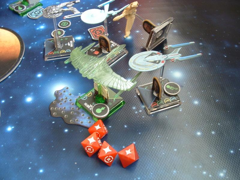 Galorndon Core an der Grenze zum romulanischen Imperium Spielbericht Dscf0336