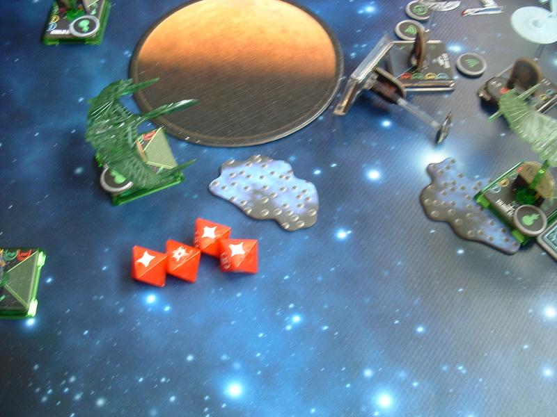 Galorndon Core an der Grenze zum romulanischen Imperium Spielbericht Dscf0337