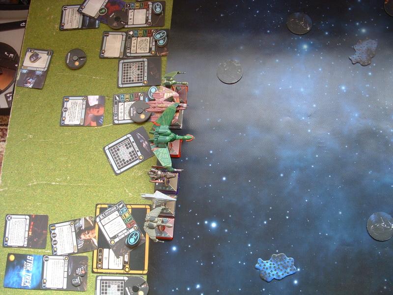 Promelia (160)  19 Tribes of Hirogen gegen Romulanerflotte Dscf0344