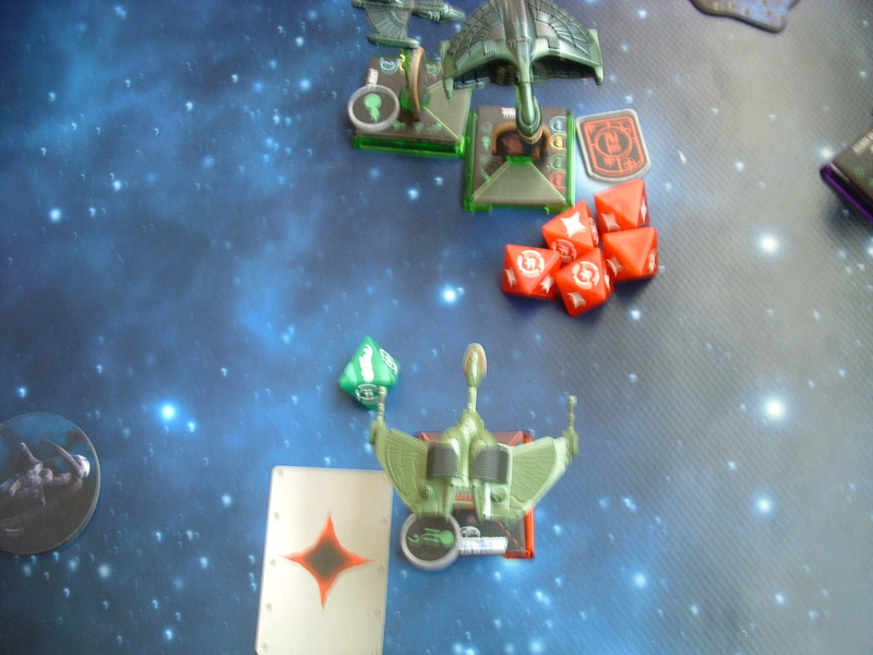 Promelia (160)  19 Tribes of Hirogen gegen Romulanerflotte Dscf0346